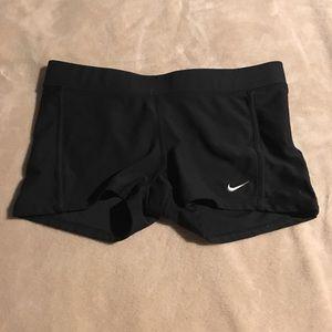 Women's Nike dri-fit shorts small